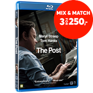 Produktbilde for The Post (BLU-RAY)