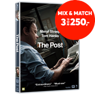 Produktbilde for The Post (DVD)