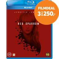 Produktbilde for Red Sparrow (BLU-RAY)