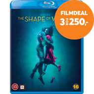 Produktbilde for The Shape Of Water (BLU-RAY)