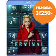 Produktbilde for Terminal (BLU-RAY)