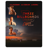 Produktbilde for Three Billboards Outside Ebbing, Missouri - Limited Steelbook Edition (BLU-RAY)