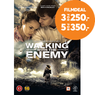 Produktbilde for Walking With The Enemy (DVD)