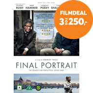 Produktbilde for Final Portrait (DVD)