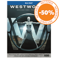 Produktbilde for Westworld - Sesong 1 - Limited Digipack Edition (BLU-RAY)
