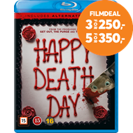 Produktbilde for Happy Death Day (BLU-RAY)
