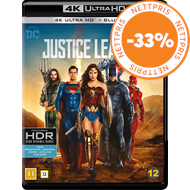 Produktbilde for Justice League (4K Ultra HD + Blu-ray)