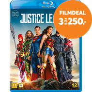 Produktbilde for Justice League (BLU-RAY)