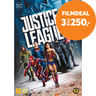 Produktbilde for Justice League (DVD)