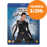 Produktbilde for Lara Croft: Tomb Raider (BLU-RAY)