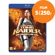 Produktbilde for Lara Croft: Tomb Raider 2 - The Cradle Of Life (BLU-RAY)