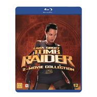 Lara Croft: Tomb Raider 1-2 (BLU-RAY)