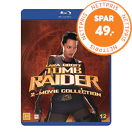 Produktbilde for Lara Croft: Tomb Raider 1-2 (BLU-RAY)