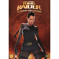 Lara Croft: Tomb Raider 1-2 (DVD)