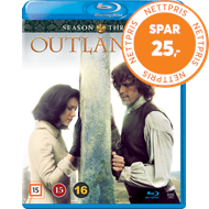 Produktbilde for Outlander - Sesong 3 (BLU-RAY)