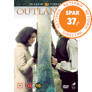 Produktbilde for Outlander - Sesong 3 (DVD)