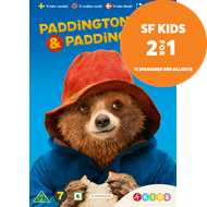 Produktbilde for Paddington 1-2 (DVD)