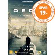 Produktbilde for Qeda (DVD)