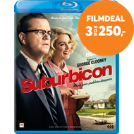 Produktbilde for Suburbicon (BLU-RAY)