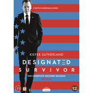 Designated Survivor - Sesong 2 (DVD)