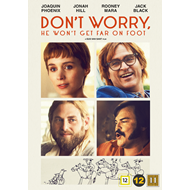 Don't Worry, He Won't Get Far On Foot (DVD)