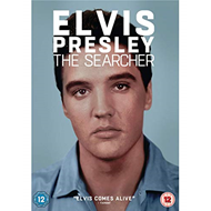 Elvis Presley: The Searcher (UK-import) (DVD)