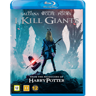 I Kill Giants (BLU-RAY)