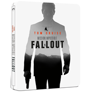 Mission: Impossible 6 - Fallout - Limited Steelbook Edition (BLU-RAY)