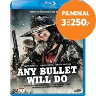 Produktbilde for Any Bullet Will Do (BLU-RAY)