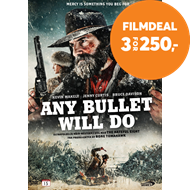Produktbilde for Any Bullet Will Do (DVD)