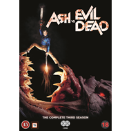 Produktbilde for Ash Vs Evil Dead - Sesong 3 (DVD)