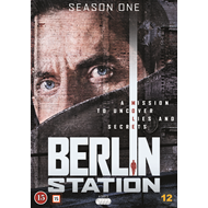 Produktbilde for Berlin Station - Sesong 1 (DVD)
