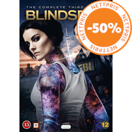 Produktbilde for Blindspot - Sesong 3 (DVD)
