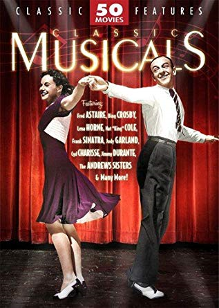 Classic Musicals - 50 Movie Pack (DVD)