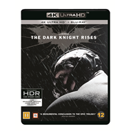 Batman - The Dark Knight Rises (4K Ultra HD + Blu-ray)
