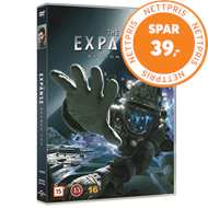 Produktbilde for The Expanse - Sesong 2 (DVD)