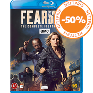 Produktbilde for Fear The Walking Dead - Sesong 4 (BLU-RAY)