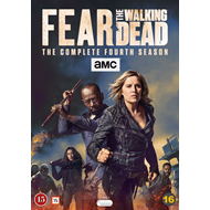 Fear The Walking Dead - Sesong 4 (DVD)