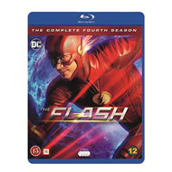 The Flash - Sesong 4 (BLU-RAY)