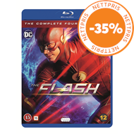 Produktbilde for The Flash - Sesong 4 (BLU-RAY)