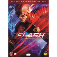 The Flash - Sesong 4 (DVD)