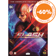 Produktbilde for The Flash - Sesong 4 (DVD)