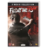 Friday The 13th - 8 Movie Collection (DVD)