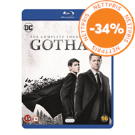 Produktbilde for Gotham - Sesong 4 (BLU-RAY)