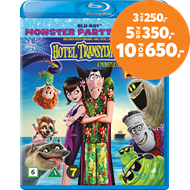 Produktbilde for Hotel Transylvania 3: A Monster Vacation (BLU-RAY)