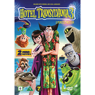 Hotel Transylvania 3: A Monster Vacation (DVD)