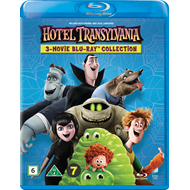 Hotel Transylvania 3-Movie Collection (BLU-RAY)