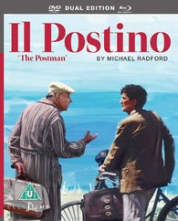 Postmannen / Il Postino (UK-import) (Blu-ray + DVD)