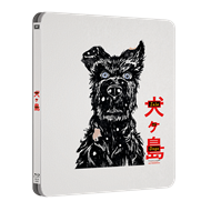 Isle Of Dogs - Limited Steelbook Edition (BLU-RAY)
