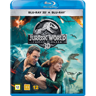 Jurassic World 2 - Fallen Kingdom (Blu-ray 3D + Blu-ray)